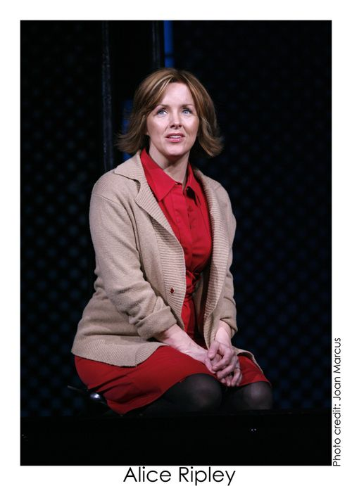 Alice Ripley in _Next to Normal_