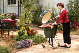 Big Green egg - lifetsyle