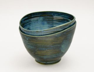 Lure Arts Pottery -EllipseBowl