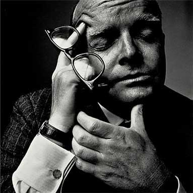 Penn 10 - Capote, New York, 1965