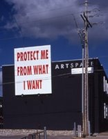 Sign - Protect Me From What I Want