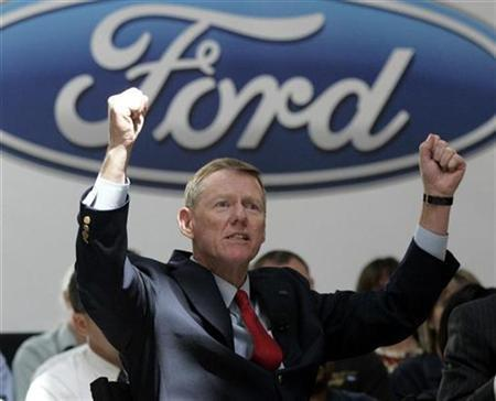 Ford - Alan Mulally, Dearborn, June 23 09