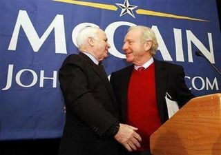 Lieberman and McCain