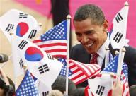 Obama and South Korea