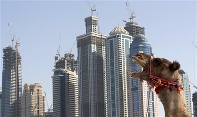 Dubai city centre, Steve Crisp, Reuters