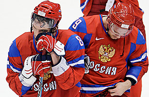 Russian 7-3 loss to Canada in men's Olympic quarterfinal