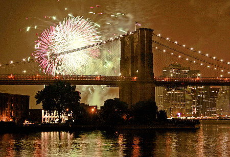 Fireworks - New York