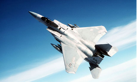Getty Images F-15