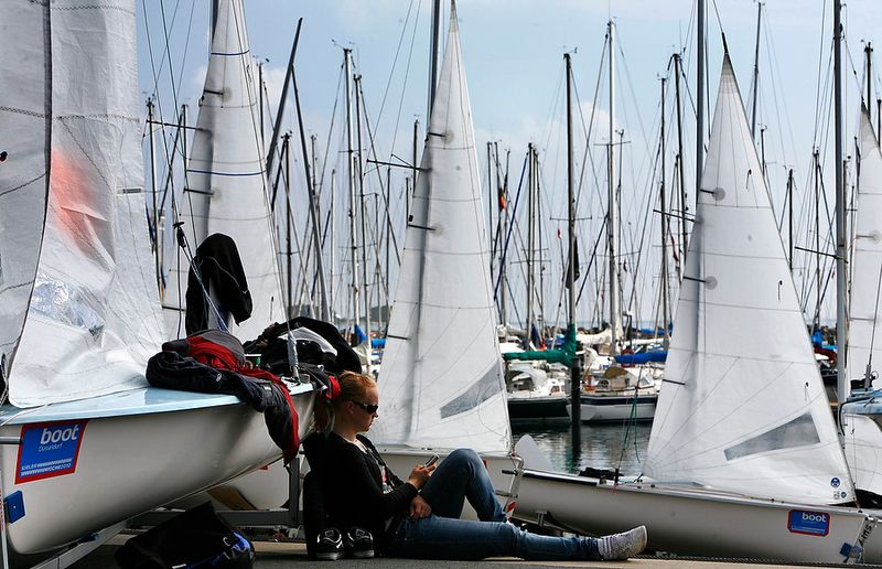 Germany Sailing Kiel Week