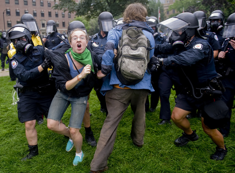 G20 protest(4)