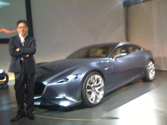 New Mazda Design Direction