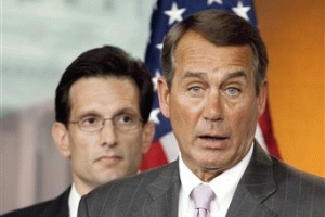 AP Boehner and Cantor