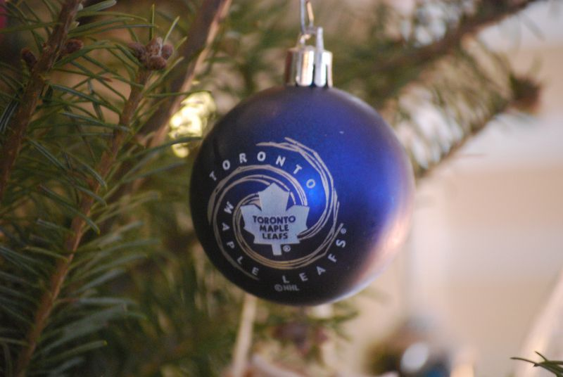 Leafs-ornament