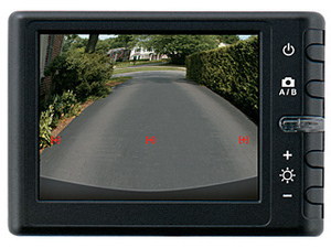 Dodge Journey camera view