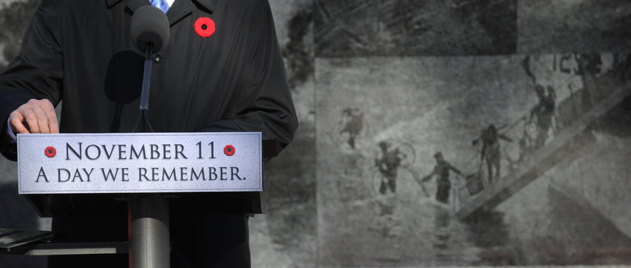 Vt - remembrance day qp0010