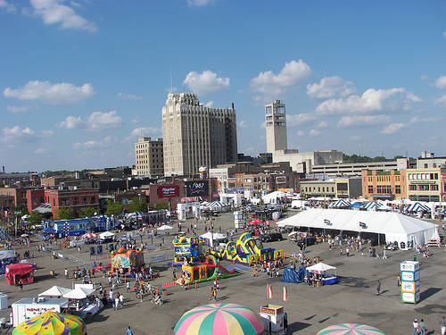 Detroit - Arts, Beats and Eats Festival