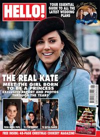 Kate Middleton Hello