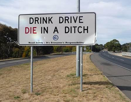 Aussie Road Sign 1a