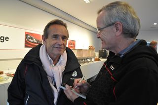 Jacky Ickx and me 3