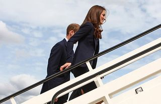 The-duke-and-duchess-of-cambridge-board-a-plane-of-the-royal-canadian-air-force-at-london-s-heathrow-airport-to-travel-to-ottawa-pic-pa-580575886