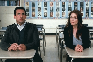 Steve Carell and Julianne Moore Crazy Stupid Love