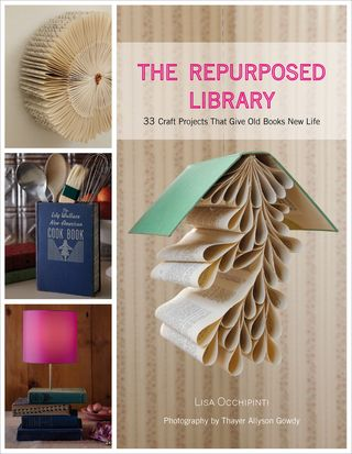 Lisa Occhipinti's Repurposed Library Front Cover