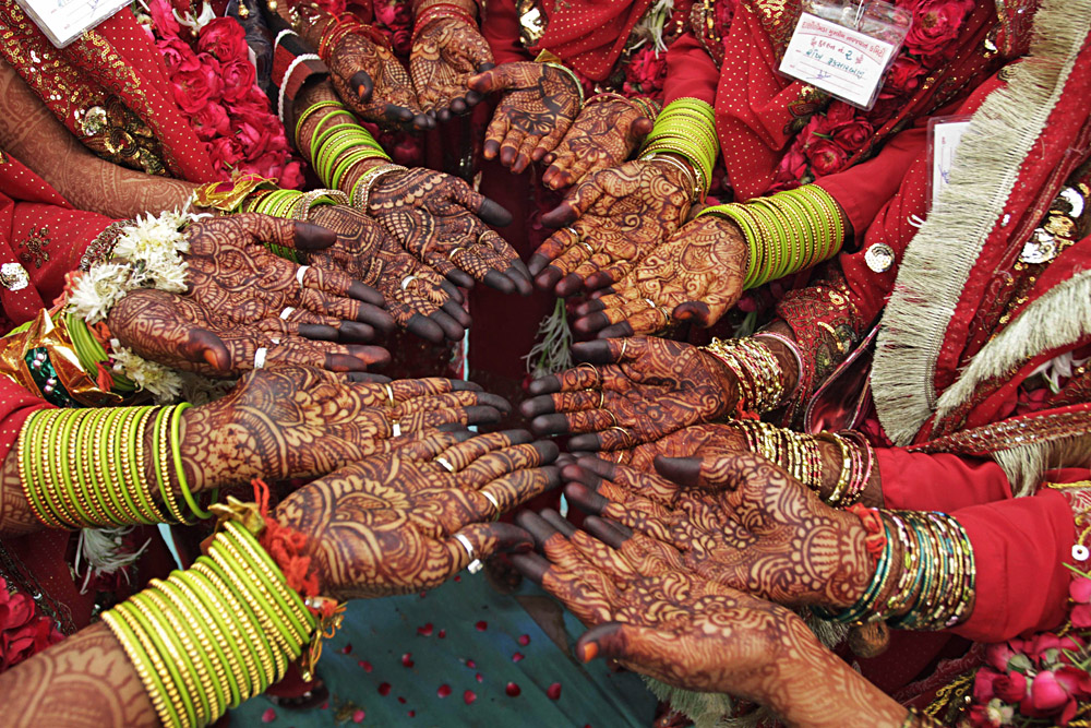 India Mass Marriage