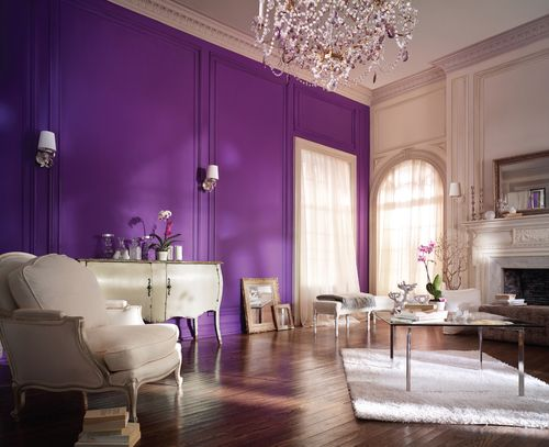 Sico Macedonian Mauve Living Room