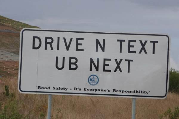 Aussie Road Signs 2