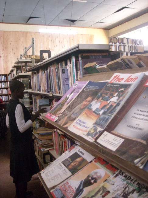 National Library Zomba