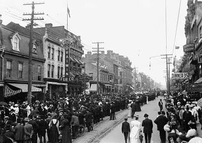 Toronto Labour Day 1900