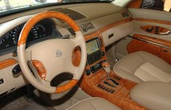 Maybach dash