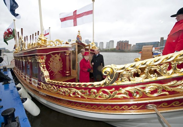 Royal-barge