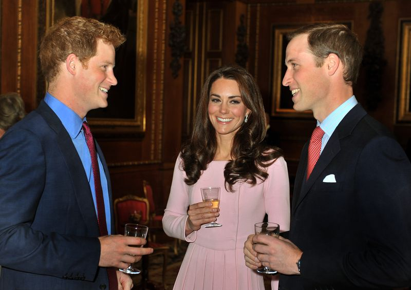 Kate-harry-william
