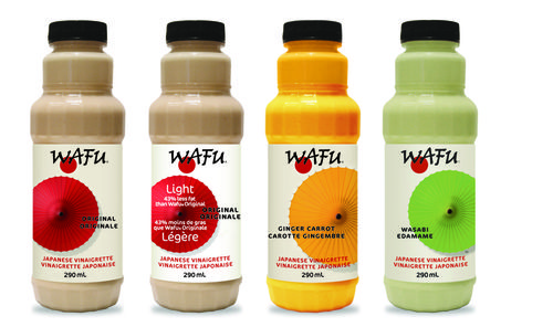 Wafu LINE SHOT Bottle Mocks Canadian 290mL