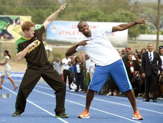 Harry and bolt