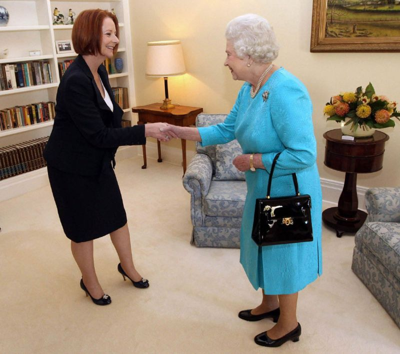Queen and pm