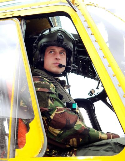 William helicopter