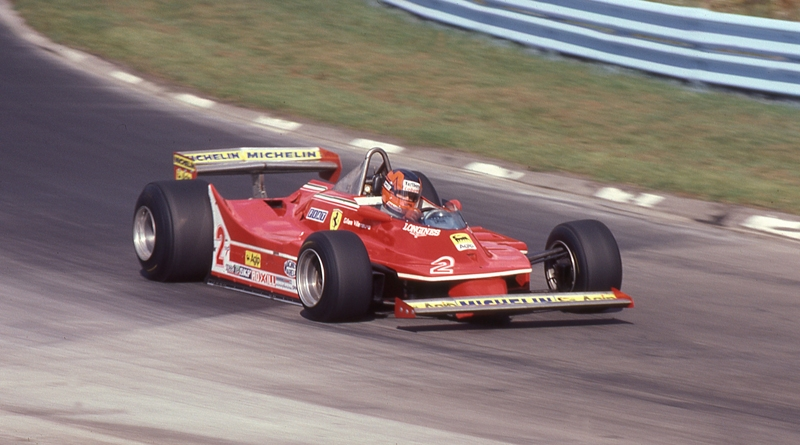 Gilles in flight