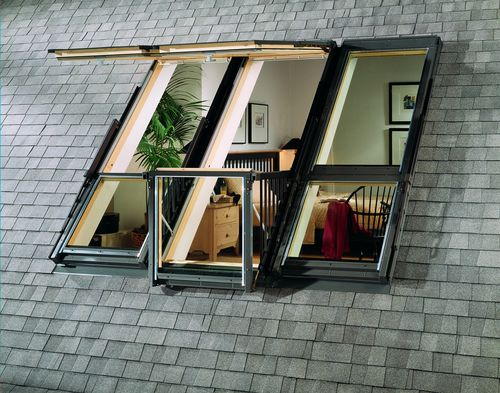 Velux Roof Window2