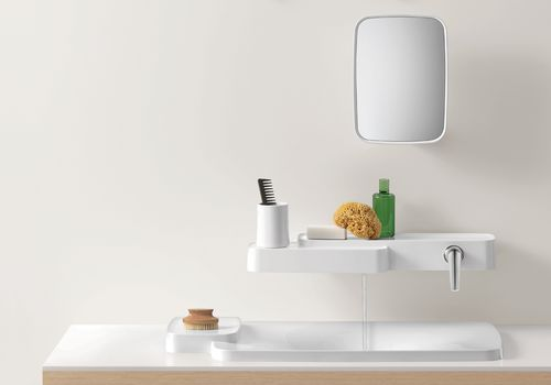 Bouroullec Washbasin 3