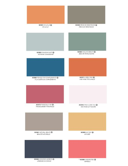 Beauti Tone Trend Colours 3
