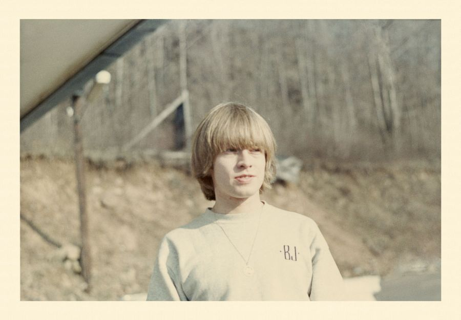 Brian Jones Monogrammed Sweatshirt 65