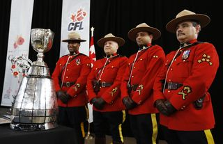 Grey cup rcmp