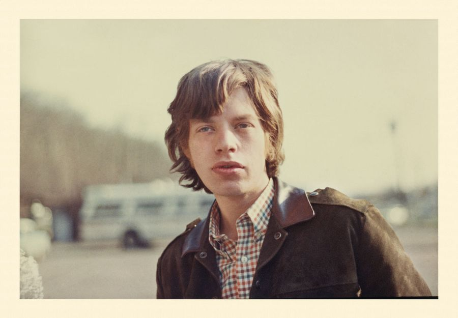 Mick Jagger Untitled 65