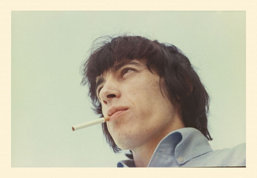 Bill Wyman Smoking 65