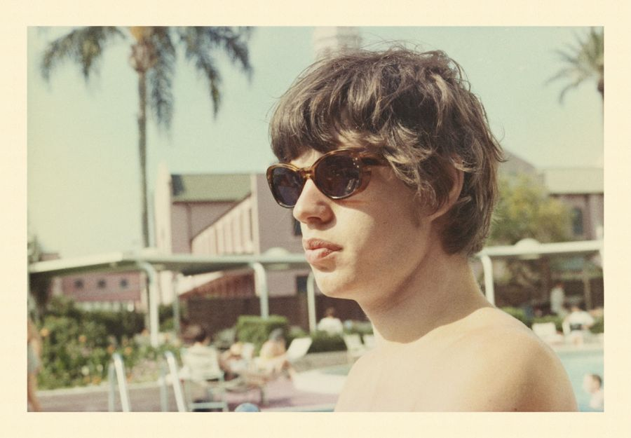 Mick Jagger Shades Two Clear water, FL 5_6_65
