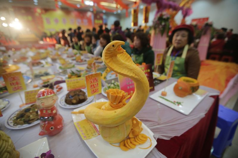 Chinese banquet