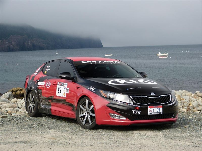 Kia Optima Turbo (Medium)