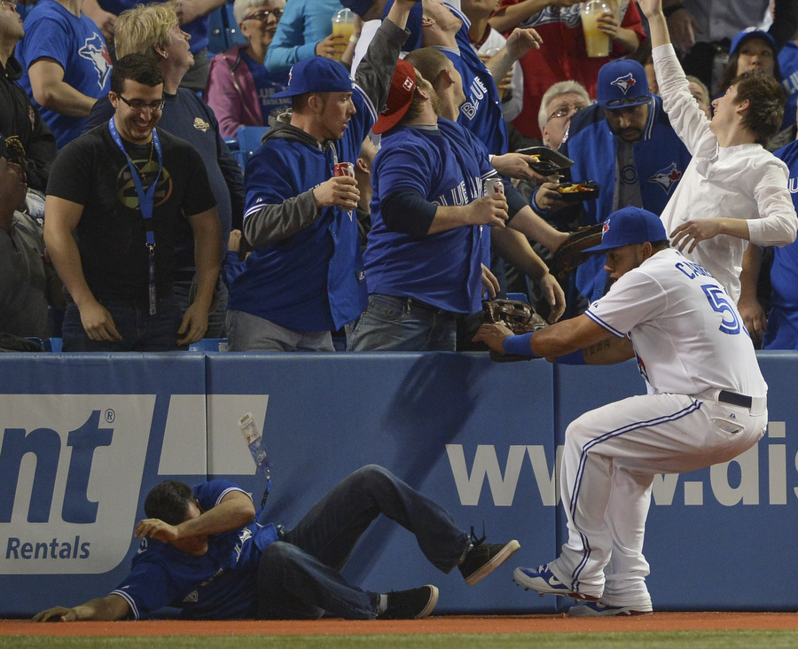 The 2013 Toronto Blue Jays Drop Their Home Opener